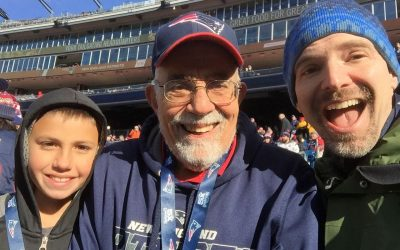 Without CPR and an AED, This Patriots Fan Would Have Died